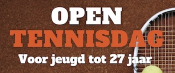 Open Tennisdag
