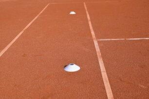 Tennisles op woensdag