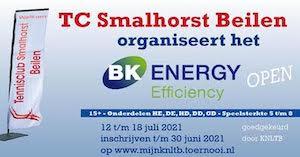 De BK Energy Efficiency Open in Beilen