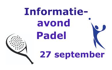 Informatie bijeenkomst